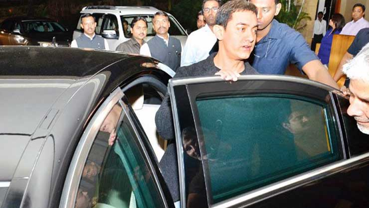 cars of rich and famous india aamir khan mercedes s600
