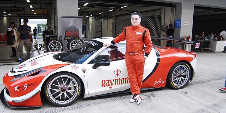 cars of rich and famous india gautam singhania ferrari 458 italia