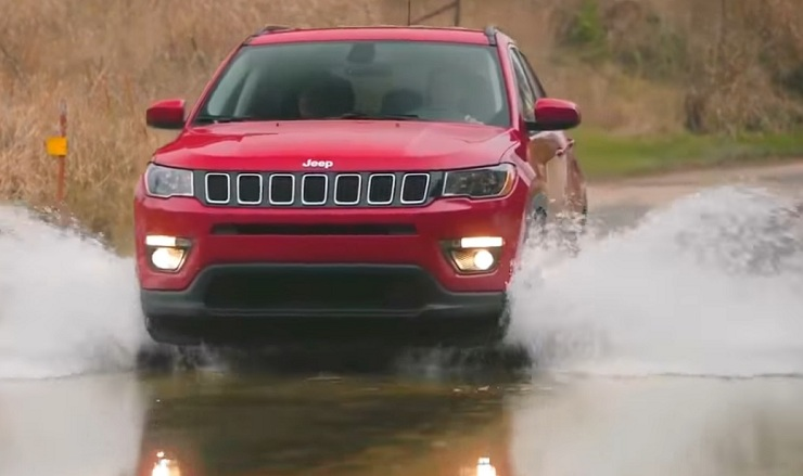 What do international journalists think about the upcoming Jeep Compass Trailhawk [VIDEO]