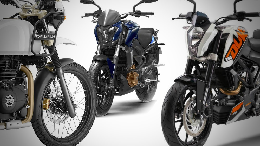 10 affordable fuel injected bikes: TVS Apache RTR 200 to Royal Enfield Himalayan and Bajaj Dominar!