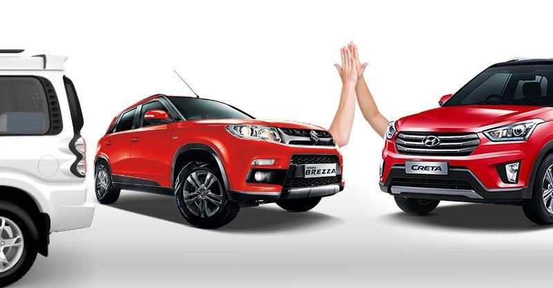 Mahindra losing SUV game because of Brezza, Creta & Nexon: We explain