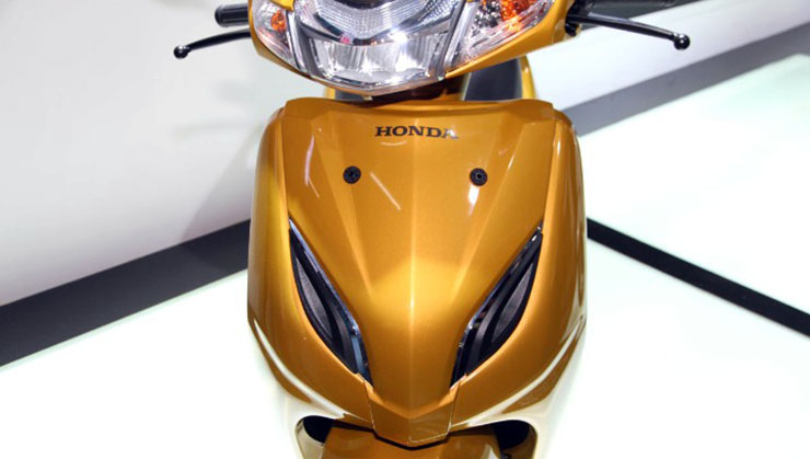 honda activa 5g images front apron