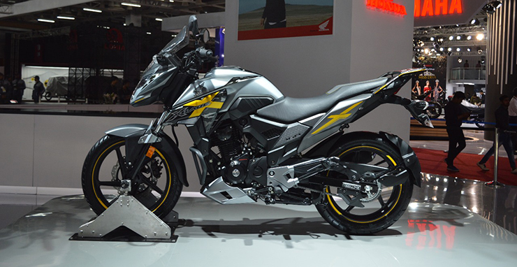 honda x blade adventure images auto expo 2018