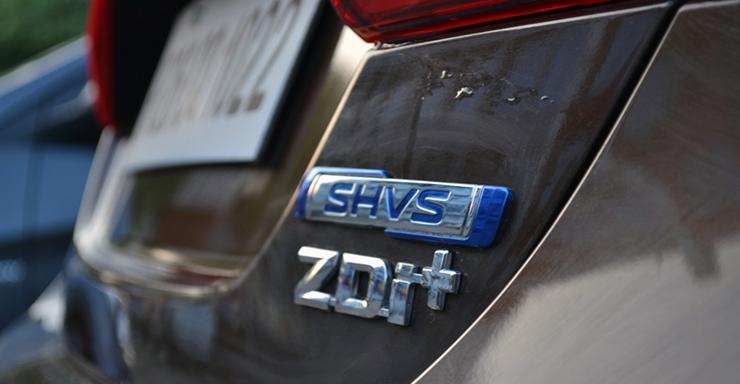 maruti ciaz diesel shvs badge image