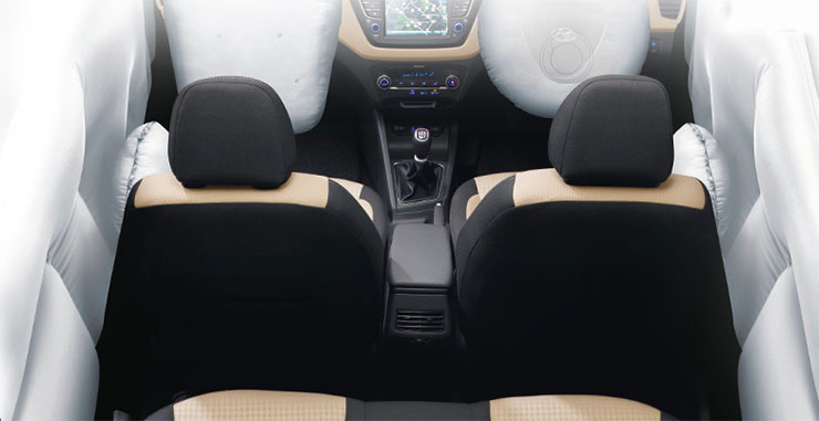 new 2018 hyundai i20 images interior 6 airbags