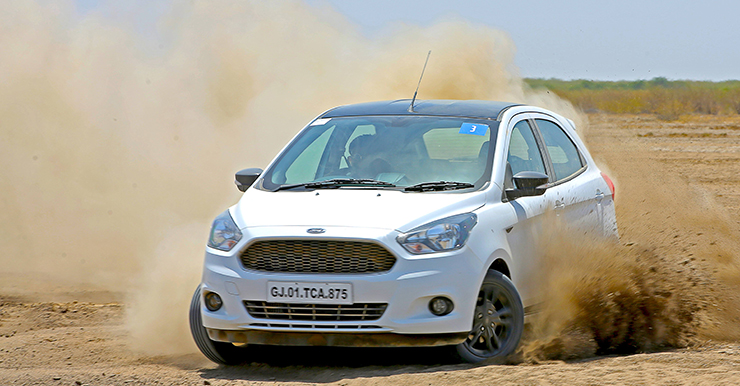 ford figo discounts march 2018
