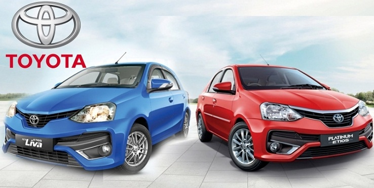 Toyota Etios and Etios Liva to get yet another facelift