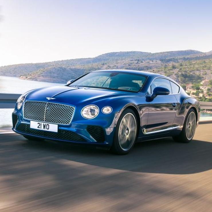 High Quality 2018 Bentley Continental GT Launching In India On 24th March