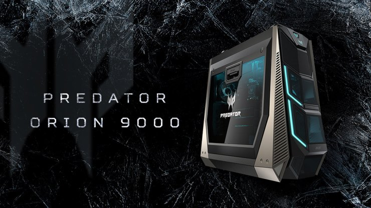 Acer Predator Orion 9000 gaming desktop PC launched in India