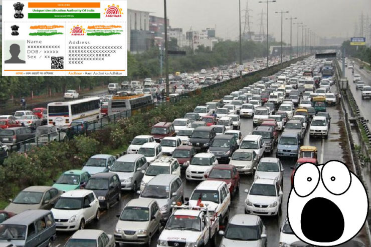 Aadhar card may become mandatory for cars after phone, bank accounts and other things