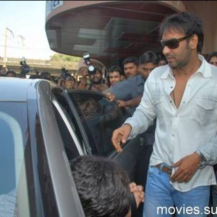 Cars Of Ajay Devgn Images Amp Details Of The Bollywood