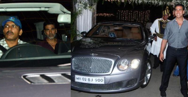 Akshay Kumar's luxury studded car & SUV garage: Rolls Royce, Bentley & more