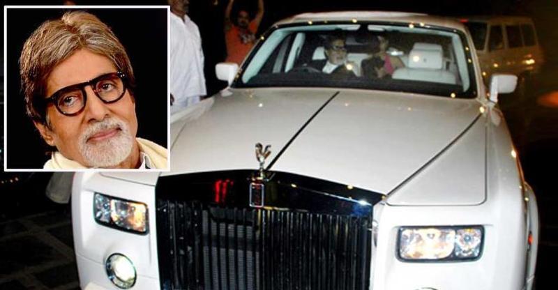 Amitabh Bachchan to Anant Ambani: Famous Rolls Royce owners of India