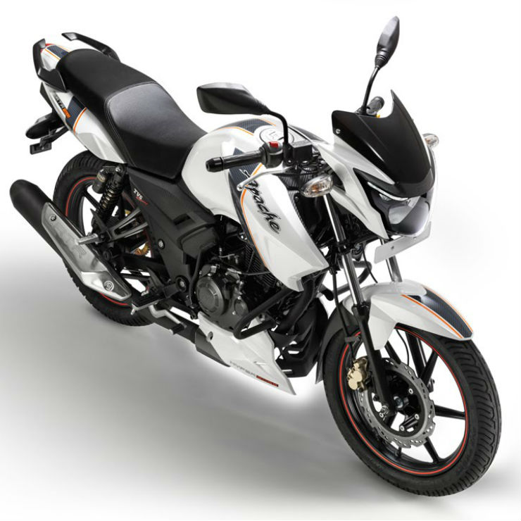 Image result for 8 kinds of TVS Apache motorcycles: Who should buy what