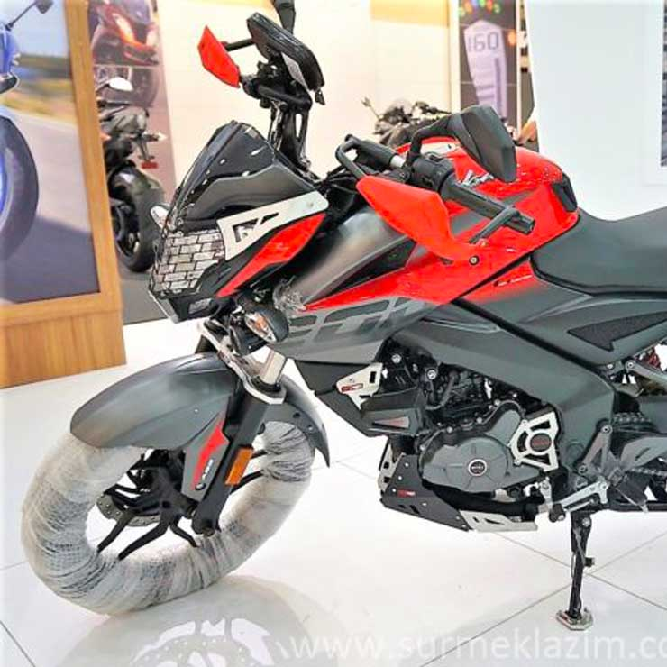 Bajaj Pulsar NS200 Adventure Edition images