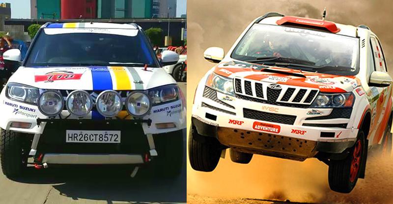 Popular Indian cars & their race/rally-spec siblings: Maruti Brezza to Mahindra XUV500