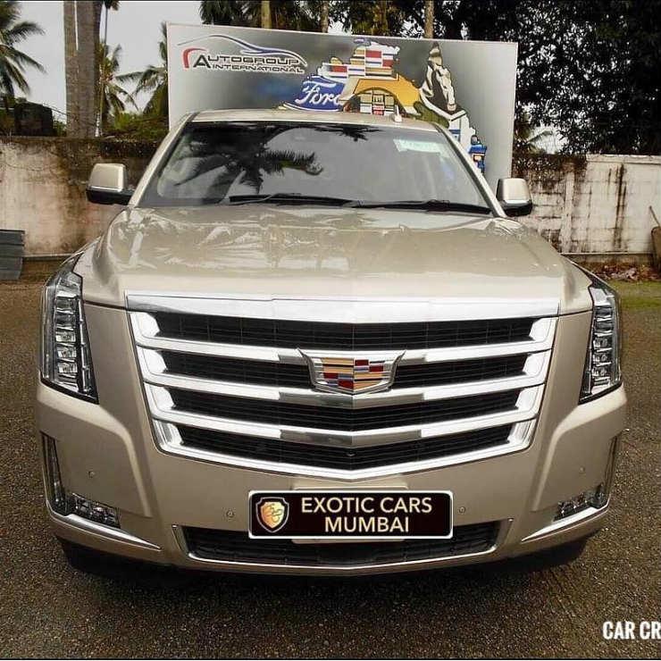 Used Escalade Cadillac: AWESOME New Exotic Cars & SUVs Of India; Cadillac Escalade To Tesla Model X