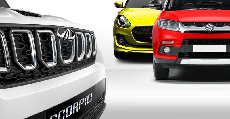 12 BIGGEST car & hit SUVs of recent times: Maruti Swift to Mahindra Scorpio