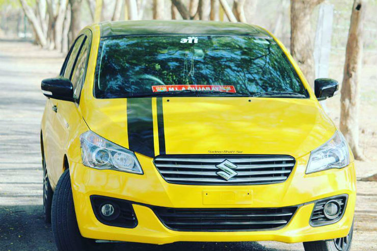 Maruti Ciaz modified! Here are some of the latest head-turners