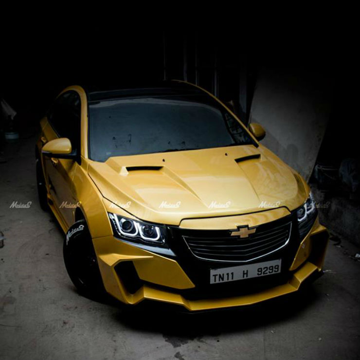 Hyundai Civic For Sale: 5 Popular Indian Cars Modified By Modster Customs; Honda