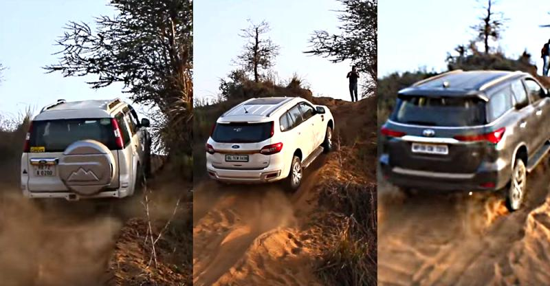 Old Ford Endeavour beats new Toyota Fortuner, Endeavour, Mahindra Thar, Isuzu V-Cross: Here's why
