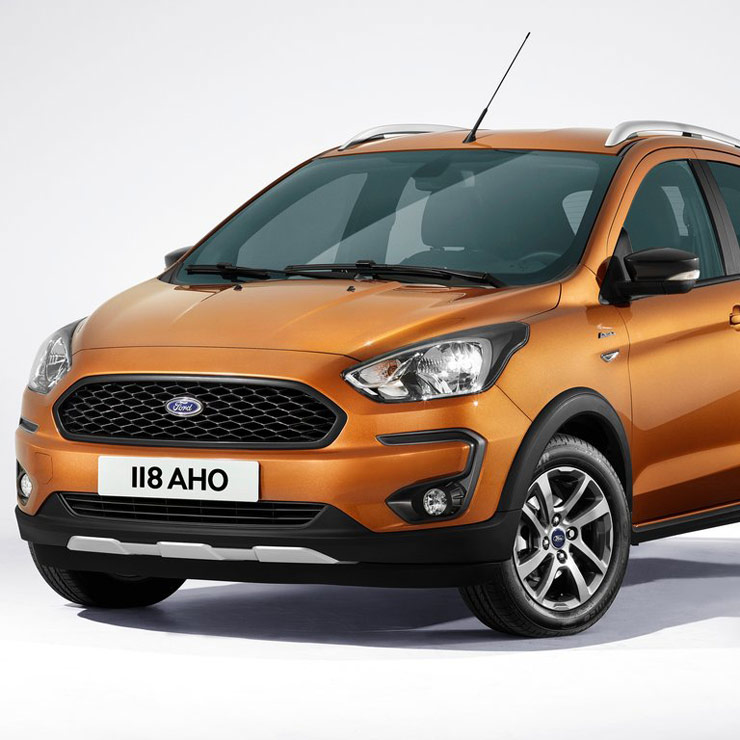 Ford Freestyle Launch Weeks Away To Rival Hyundai I20 Active Toyota Etios Cross Video