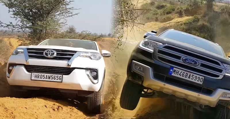 BS6 Effect: Toyota Fortuner & Ford Endeavour to get smaller diesel engines
