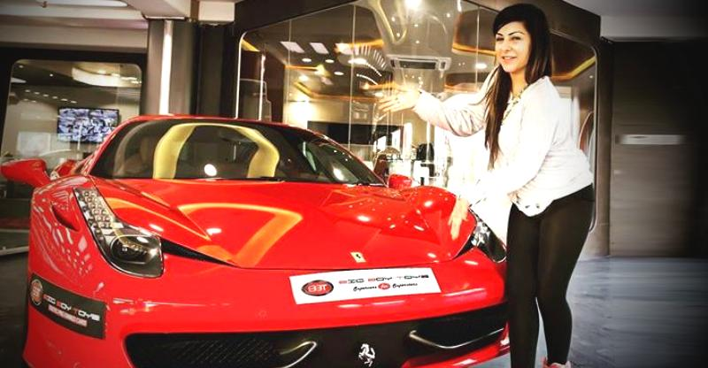 India's rich & famous woman SUPERCAR owners; Shilpa Shetty to Hard Kaur