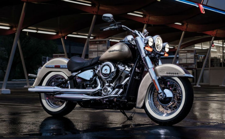 Harley-Davidson launches Low Rider, Deluxe & Fat Boy 114 cruiser motorcycles in India
