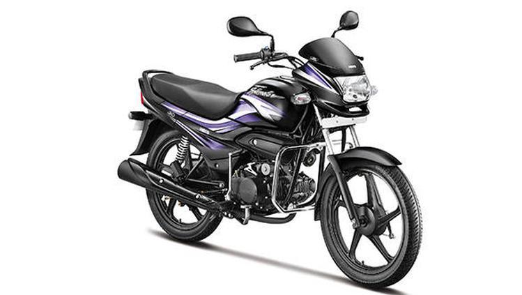 2018 Hero Super Splendor 125 commuter motorcycle launched