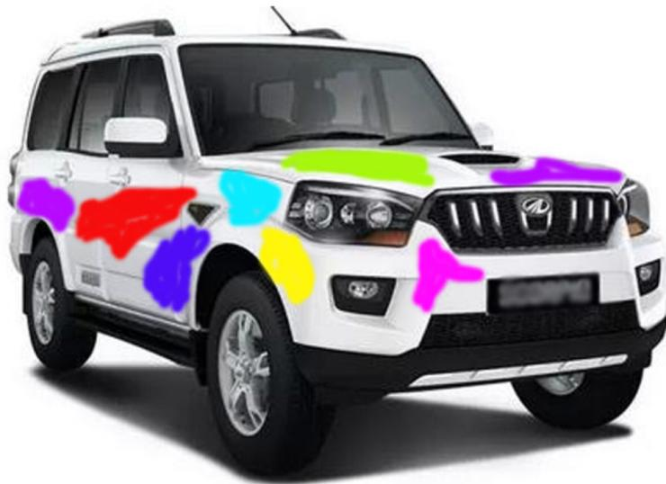 Holi colours: How to protect & clean your car/motorcycle, before & after Holi festivities