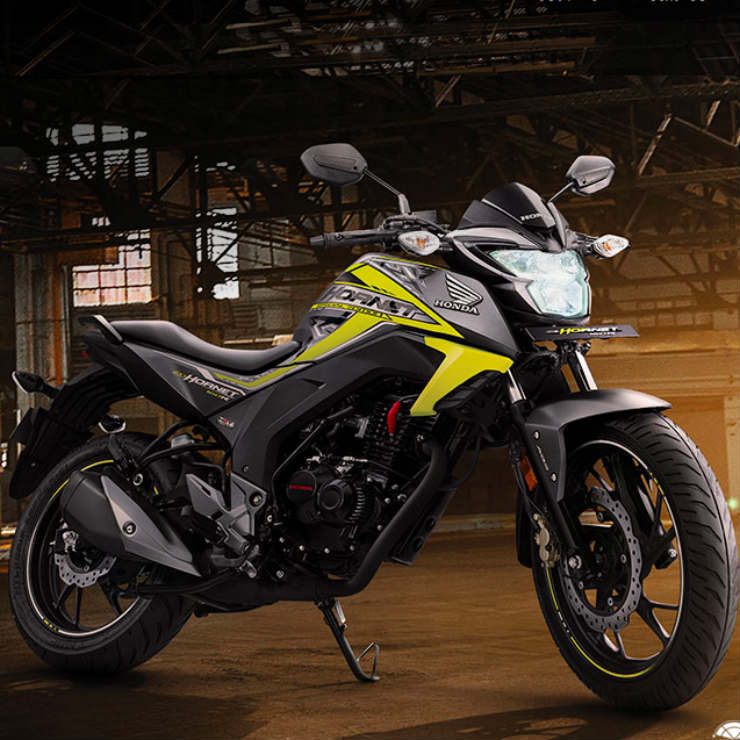 2018 honda cb hornet 160r motorcycle launched in india. Black Bedroom Furniture Sets. Home Design Ideas