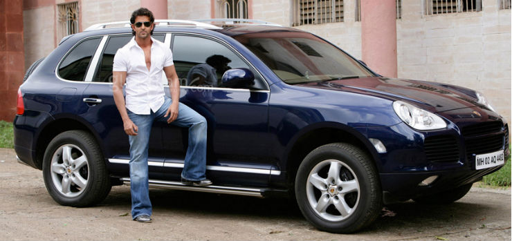 From Akshay Kumar To Hrithik Roshan Famous Porsche Car Owners Of India
