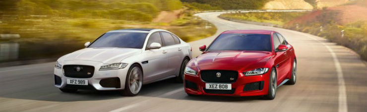 Jaguar launches XE and XF sedans with new age Ingenium engine