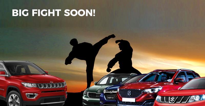 Six upcoming SUVs to take on Jeep Compass; Maruti Suzuki Vitara to Honda HR-V
