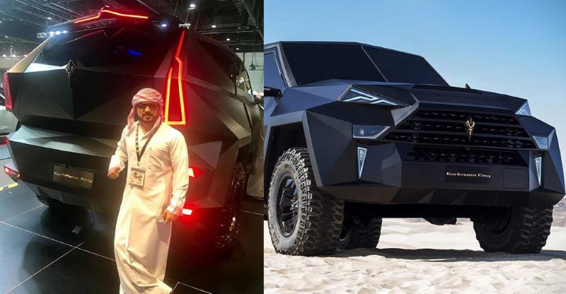 Karlmann King World S Most Expensive Suv Makes The