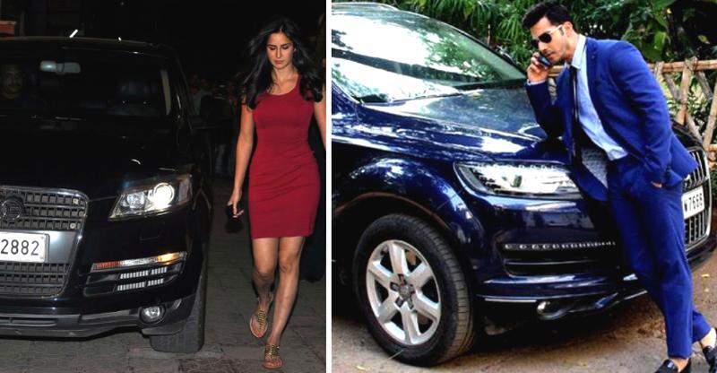 Who Owns Audi >> Bollywood Actors Who Own Audi Q7 Suvs Varun Dhawan Katrina
