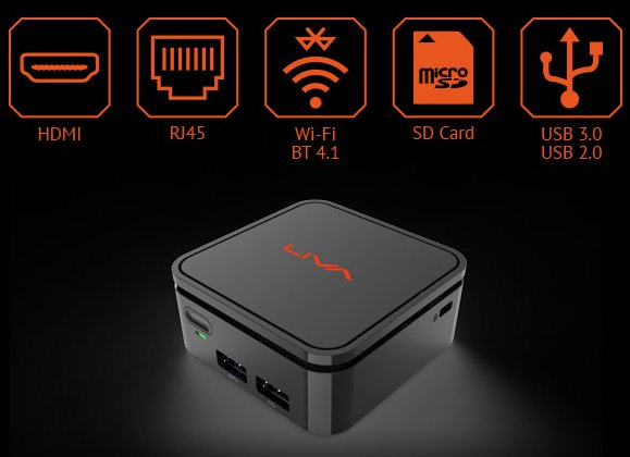 LIVA Q Mini PC is probably India's tiniest computer! And its cheap too