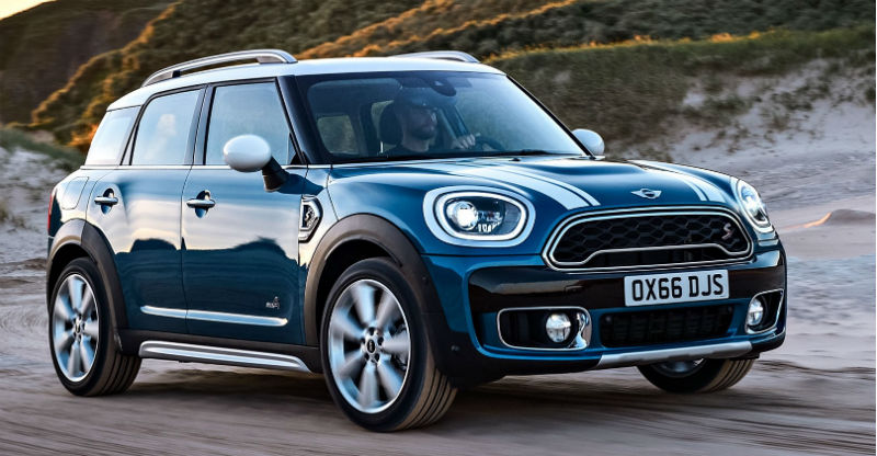 MINI Countryman to be made in India
