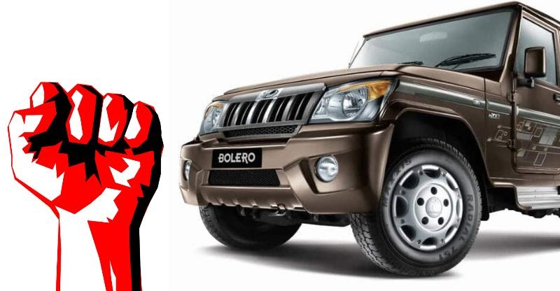 Mahindra Bolero back in India's top 10 selling cars after more than a year