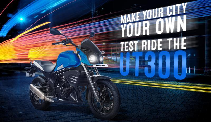 Mahindra Mojo UT300 touring motorcycle launched in India; Cheaper than Bajaj Dominar 400