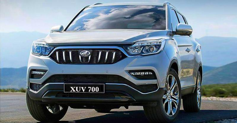 Mahindra XUV700 SPIED inside out ahead of launch: To get Mercedes-Benz gearbox!