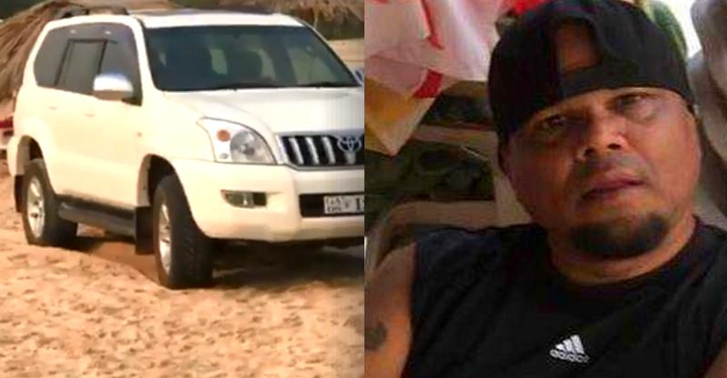 Goa ex-minister Mickey Pacheco drives Toyota Landcruiser SUV on the beach; Gets aggressive when questioned (Video)