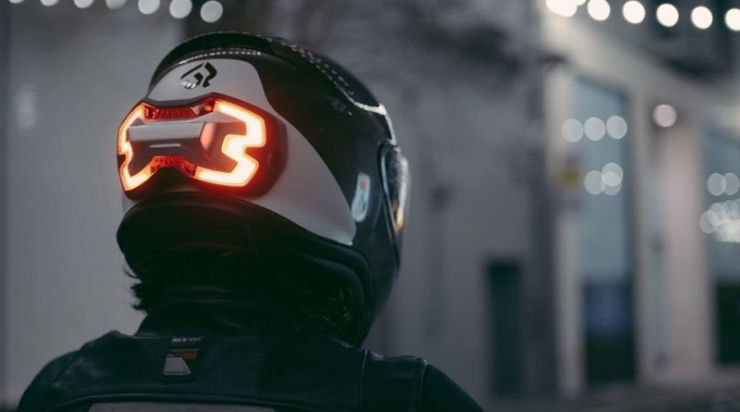 Coolest and most useful motorcycle accessories that you can get in India: Helment lights to bluetooth headsets