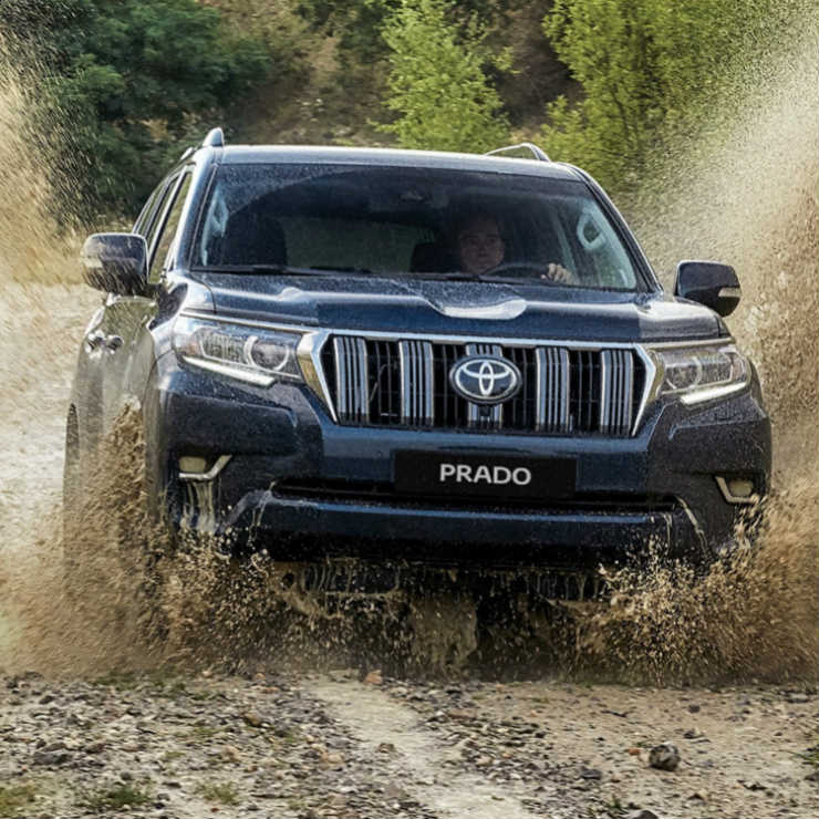 Toyota Land Cruiser Prado launched in India to take on Audi Q7, Volvo XC90 and Mercedes-Benz GLS