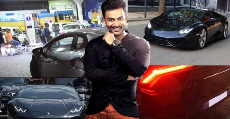 Prithviraj Malayalam Movie Star Buys 7 Lakh Rupee Number For