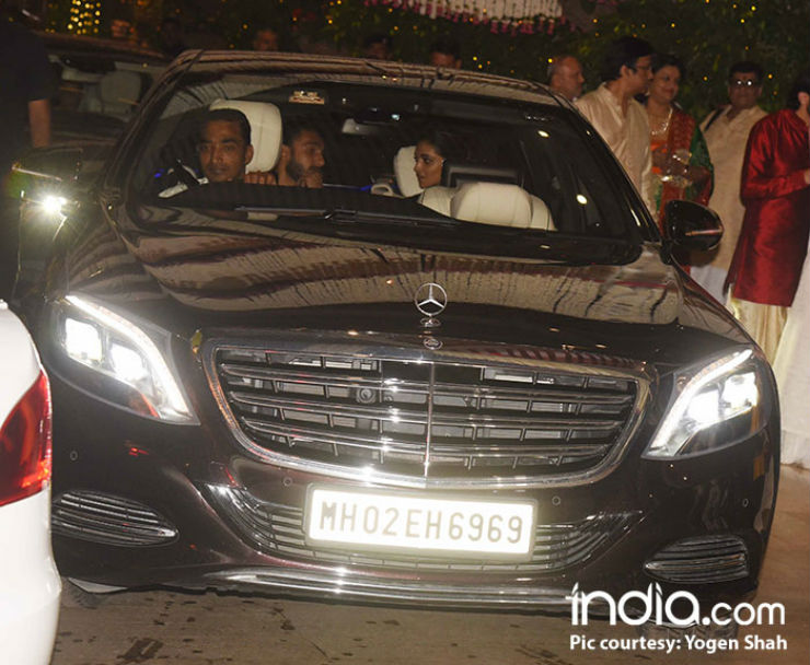 Ranveer Singh Buys Mercedes Maybach S500