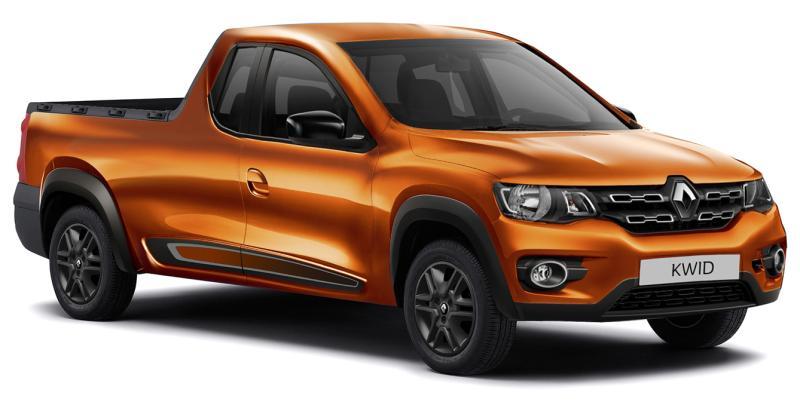 Renault Kwid SUV, MPV, sedan & pick-up truck: What they'll look like