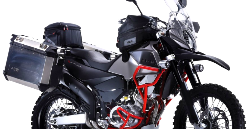 SWM SuperDual 600 on-off road motorcycle to be launched in mid-2018 in India