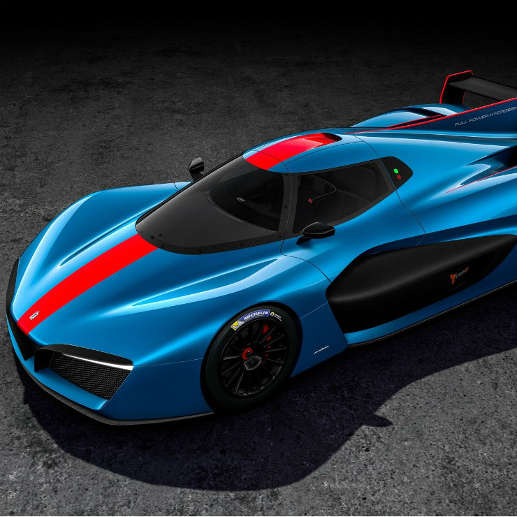 New Supercars: Mahindra Going BIG: Mahindra PF-Zero Electric Supercar